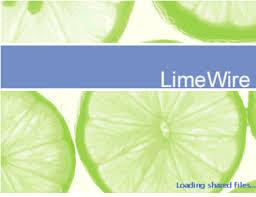 La RIAA tambien denuncia a Limewire